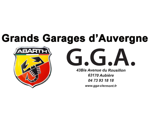 Grands Garage d'Auvergne